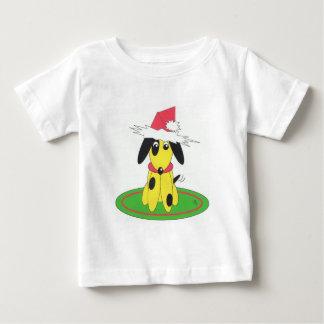 santa doggy baby T-Shirt