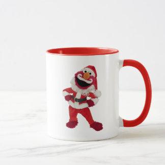 Santa Elmo Mug
