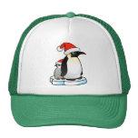 Santa Emperor Penguin Cap