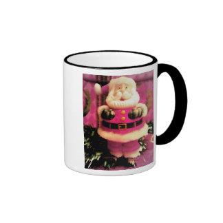 Santa Extruded Mug