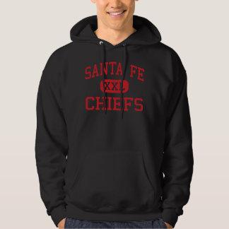 Santa Fe - Chiefs - High School - Alma Missouri Hoodie