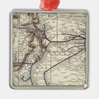 Santa Fe Christmas Ornament