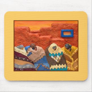 Santa Fe Dreaming - Mousepad