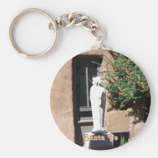 Santa Fe New Mexico Keychain