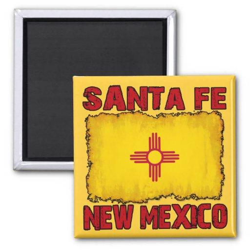 Santa Fe, New Mexico Magnets