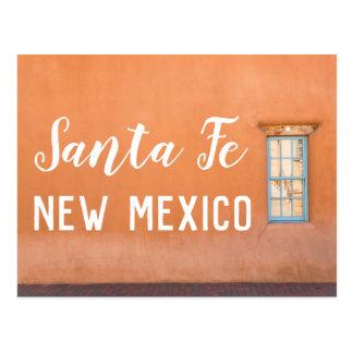 Santa Fe, New Mexico Photo Postcard