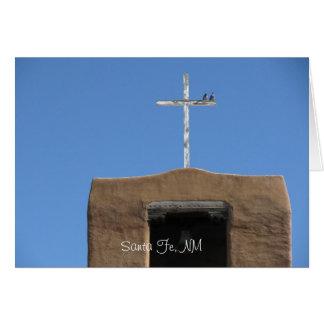Santa Fe, NM Greeting Card