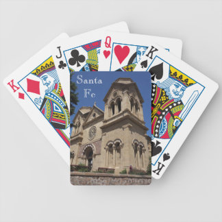 Santa Fe Playing Cards