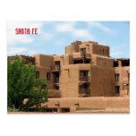 Santa Fe Post Card