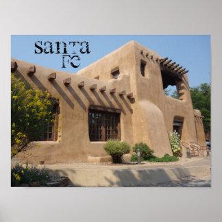 Santa Fe Print
