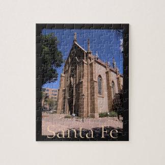 Santa Fe Puzzle