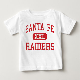 Santa Fe - Raiders - High School - Alachua Florida Baby T-Shirt