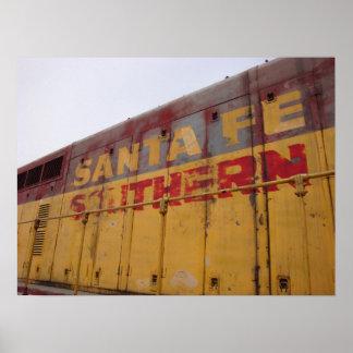 Santa Fe Southern Poster