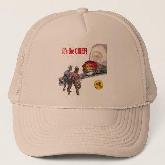 Santa Fe Super Chief Train Hat