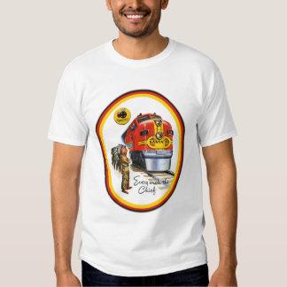 Santa Fe Super Chief Train T-Shirt