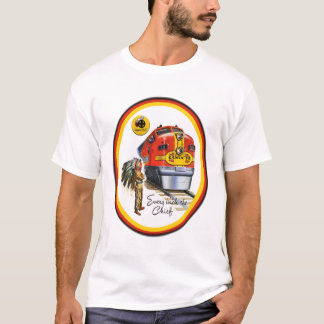 Santa Fe Super Chief Train T-Shirt