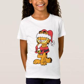 Santa Garfield T-Shirt