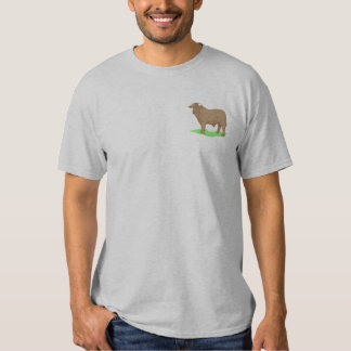 Santa Gertrudis Embroidered T-Shirt