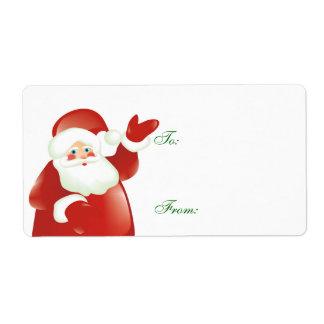Santa Gift Giving