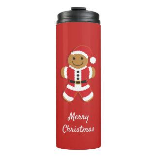 Santa Gingerbread Man | Tumbler