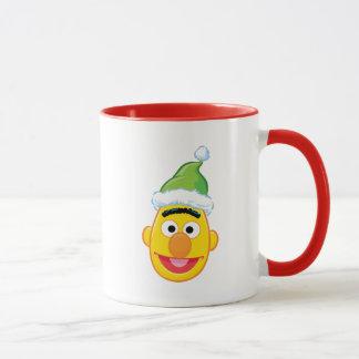 Santa Hat Bert Mug