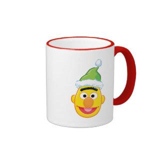 Santa Hat Bert Ringer Mug