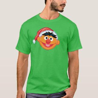 Santa Hat Ernie T-Shirt