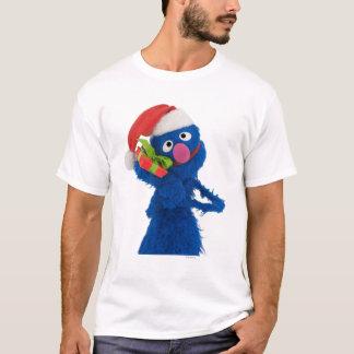 Santa Hat Grover T-Shirt