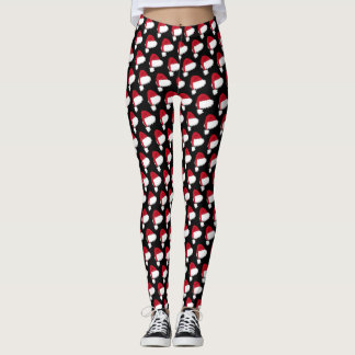 Santa Hat Leggings #HolidayZ