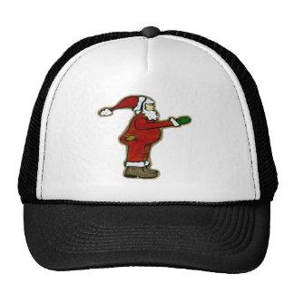 Santa In Pajamas Cap