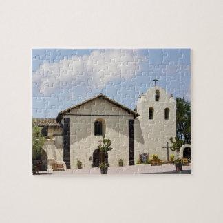 Santa Ines mission puzzle