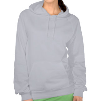 Santa knows where all bad girls live funny hoodie