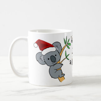 Santa Koala - Fair Dinkum Coffee Mug