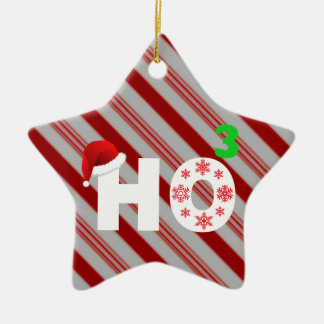 santa laughs at christmas christmas ornament