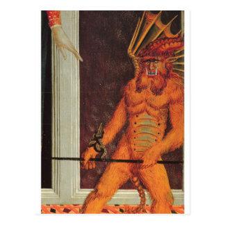 Santa Mana del Soccorso: Anonymous; c. 1470 Postcard