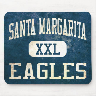 Santa Margarita Eagles Athletics Mouse Pad