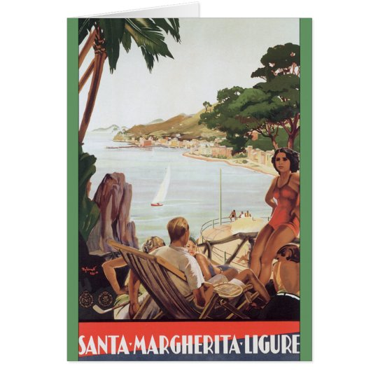 Santa Margherita Ligure Card