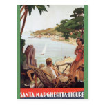 Santa Margherita Ligure Post Card