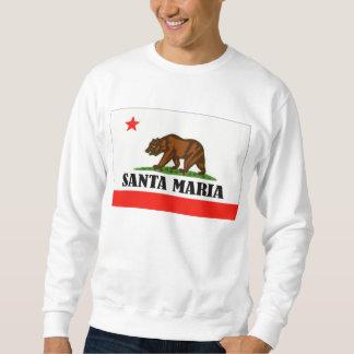 Santa Maria, California Sweatshirt