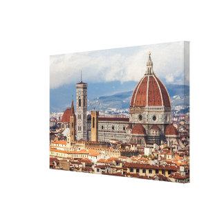 Santa Maria del Fiore Gallery Wrap Canvas
