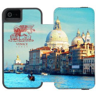 Santa Maria della Salute Basilica Incipio Watson™ iPhone 5 Wallet Case