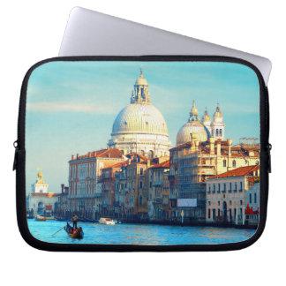 Santa Maria della Salute Basilica Laptop Sleeves