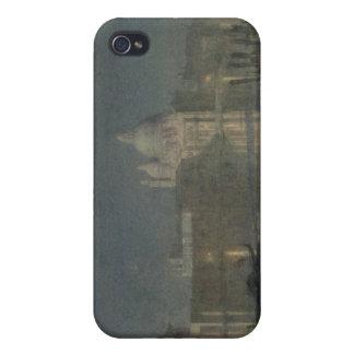 Santa Maria Della Salute, Venice, Moonlight, 1863 iPhone 4 Cases