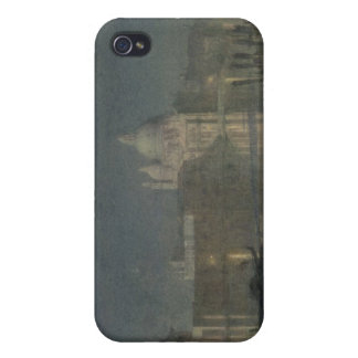 Santa Maria Della Salute, Venice, Moonlight, 1863 Covers For iPhone 4