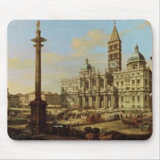 Santa Maria Maggiore, Rome, 1739 Mouse Pad