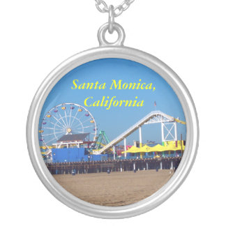 Santa Monica Beach Necklace Jewelry