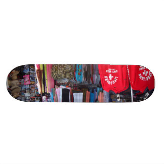 Santa Monica, California 21.6 Cm Old School Skateboard Deck
