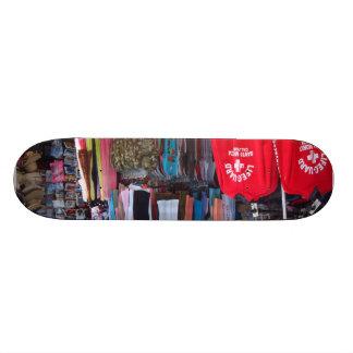 Santa Monica, California 21.6 Cm Old School Skateboard Deck