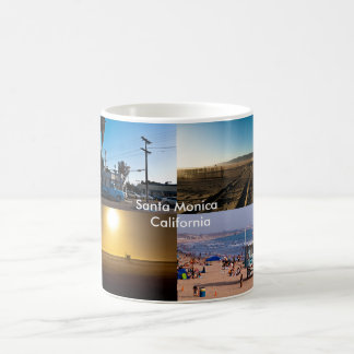 Santa Monica - California Coffee Mug