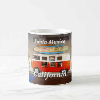 Santa Monica, California Coffee Mug